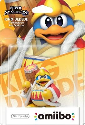 King Dedede [Super Smash Bros. Series] Cover Art