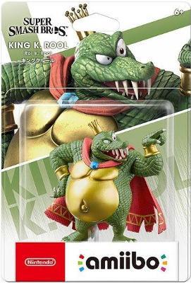 King K. Rool [Super Smash Bros. Series] Cover Art