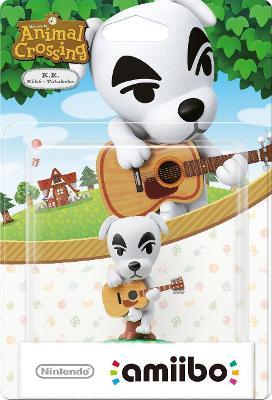 K.K. [Animal Crossing Series] Cover Art