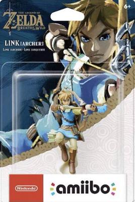Link [Archer] [Breath of the Wild Series] Cover Art