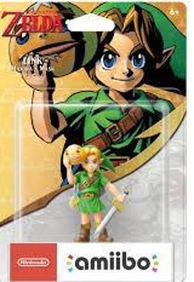 Link [Majora's Mask] [Zelda Series] Cover Art