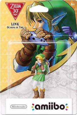 Link [Ocarina of Time] [Zelda Series] Cover Art