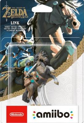 Link [Rider] [Breath of the Wild Series] Cover Art