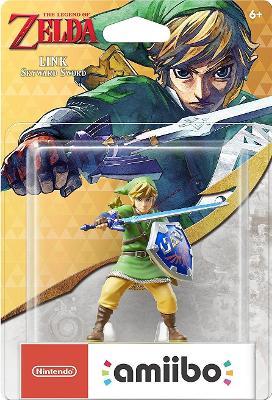 Link [Skyward Sword] [Zelda Series] Cover Art