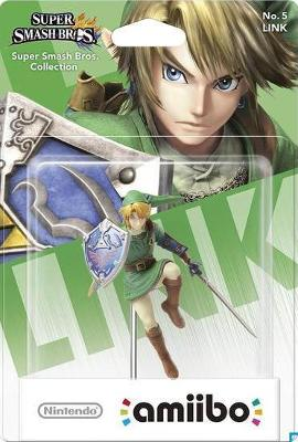 Link [Super Smash Bros. Series] Cover Art