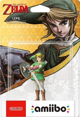 Link [Twilight Princess] [Zelda Series] Cover Art