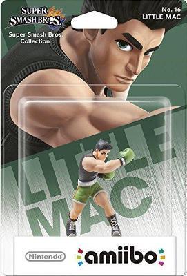 Little Mac [Super Smash Bros. Series] Cover Art