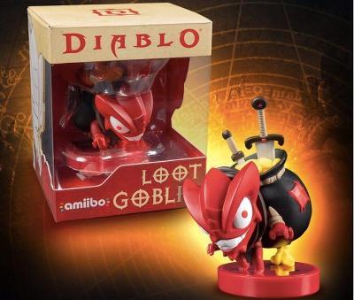 Loot Goblin [Diablo Series] Cover Art