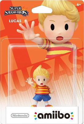 Lucas [Super Smash Bros. Series] Cover Art