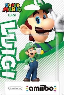 Luigi [Super Mario Series] Cover Art