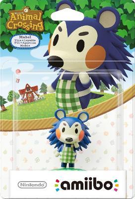 Mabel [Animal Crossing Series] Cover Art