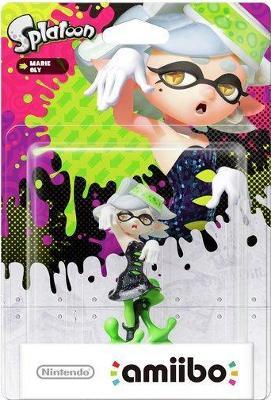 Marie [Splatoon Series] Cover Art