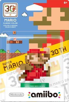 Mario: Classic Color [30th Anniversary Series] Cover Art