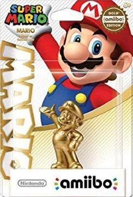 Mario [Gold] [Super Mario Series] Cover Art