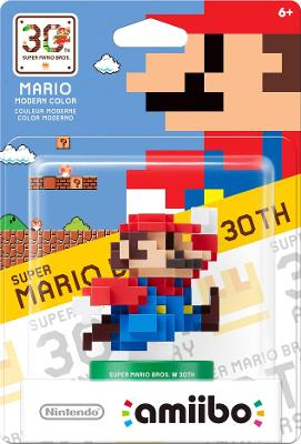 Mario: Modern Color [30th Anniversary Series] Cover Art