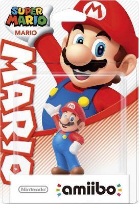 Mario [Super Mario Series] Cover Art