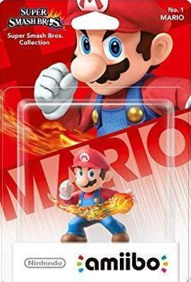 Mario [Super Smash Bros. Series] Cover Art
