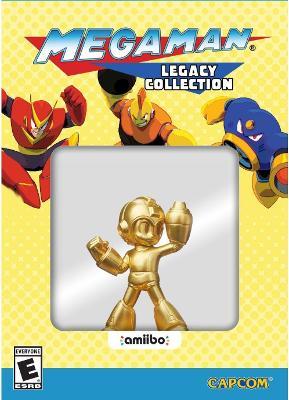 Mega Man Gold [Super Smash Bros. Series] Cover Art