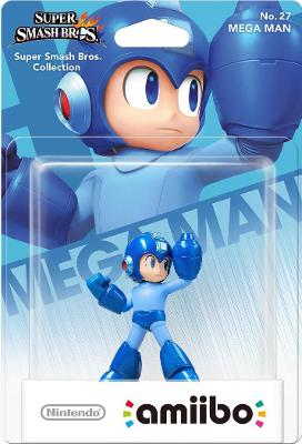 Mega Man [Super Smash Bros. Series] Cover Art