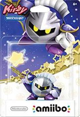Meta Knight [Kirby Series] Cover Art