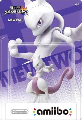 Mewtwo [Super Smash Bros. Series] Cover Art