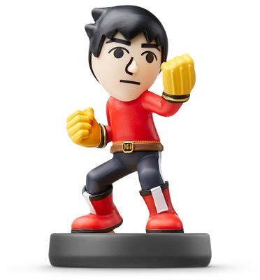 Mii Brawler [Super Smash Bros. Series] Cover Art