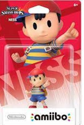 Ness [Super Smash Bros. Series] Cover Art