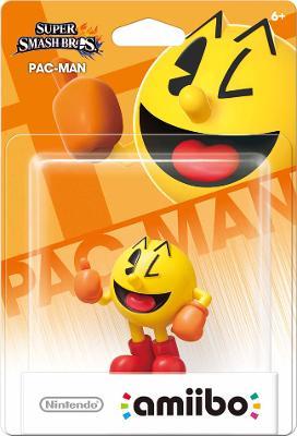Pac-Man [Super Smash Bros. Series] Cover Art