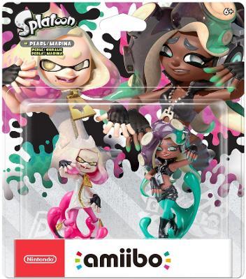 Pearl and Marina 2-pack [Splatoon Series] Cover Art