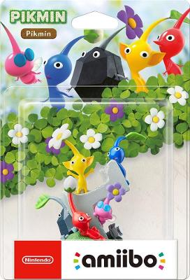 Pikmin [Pikmin Series] Cover Art