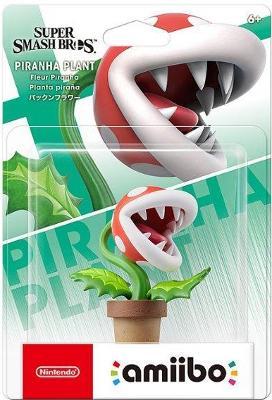 Piranha Plant [Super Smash Bros. Series] Cover Art