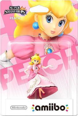 Princess Peach [Super Smash Bros. Series] Cover Art
