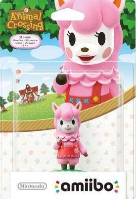 Reese [Animal Crossing Series] Cover Art