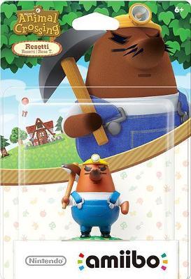 Resetti [Animal Crossing Series] Cover Art