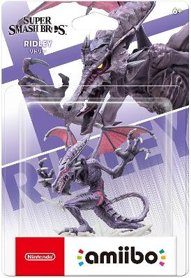 Ridley [Super Smash Bros. Series] Cover Art