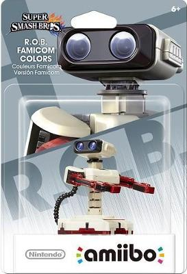 R.O.B. Famicom Colors [Super Smash Bros. Series] Cover Art