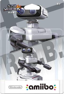 R.O.B. [Super Smash Bros. Series] Cover Art