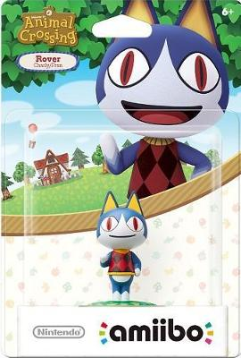 Rover [Animal Crossing Series] Cover Art