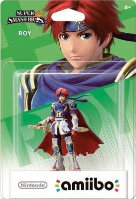 Roy [Super Smash Bros. Series] Cover Art