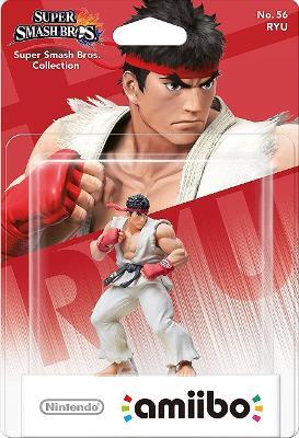 Ryu [Super Smash Bros. Series] Cover Art
