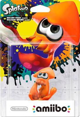 Squid [Orange] [Splatoon Series] Cover Art