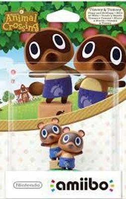 Timmy & Tommy [Animal Crossing Series] Cover Art