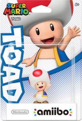 Toad [Super Mario Series] Cover Art
