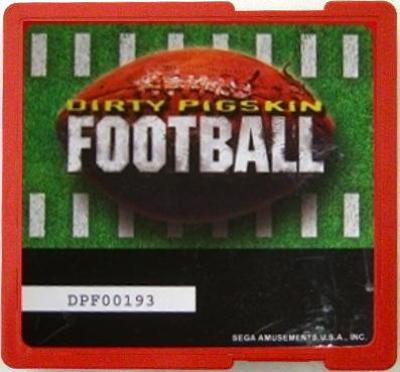 Dirty Pigskin Football [Atomiswave] Cover Art