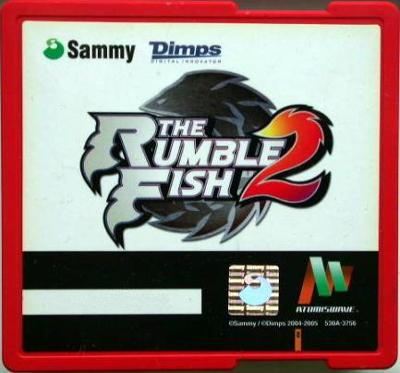 Rumble Fish 2 [Atomiswave] Cover Art