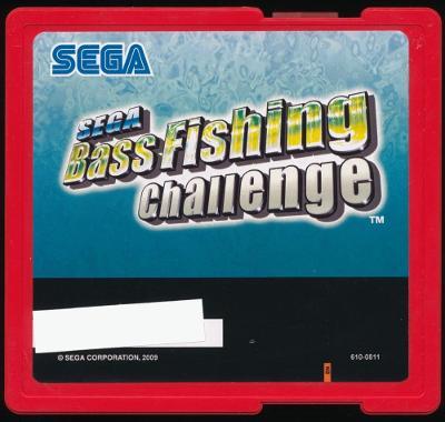 Sega Bass Fishing [Atomiswave] Cover Art
