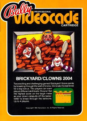Brickyard / Clowns Cover Art