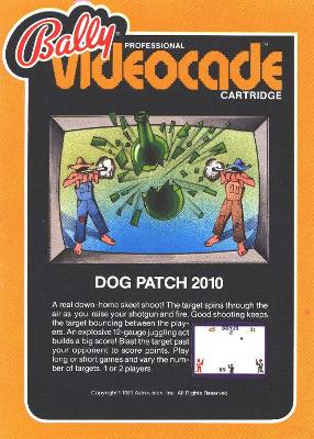 Dog Patch Cover Art
