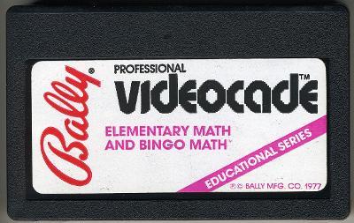 Elementary Math / Bingo Math