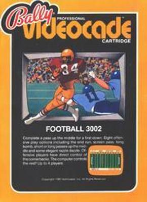 Football Cover Art